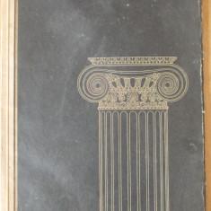 KARL FRIEDRICH SCHINKEL- CARTE DE ARHITECTURA- JOSEF SCHMID- 1943 - Carte Arhitectura