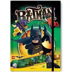 Agenda Lego Batman Movie Batman (51732) - Set rechizite