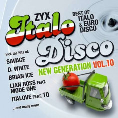 V/A - Zyx Italo Disco New.. ( 1 CD ) - Muzica Dance