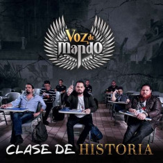 Voz De Mando - Clase De Historia ( 1 CD ) - Muzica Latino