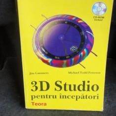 3D STUDIO PENTRU INCEPATORI - JIM LAMMERS