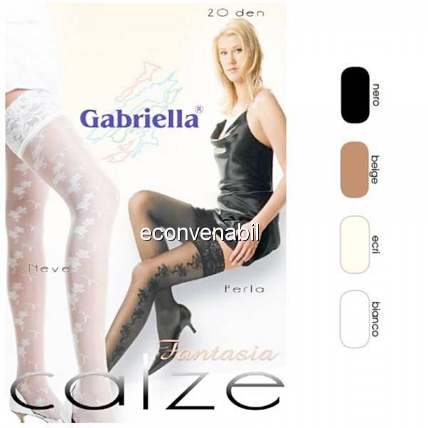 colecție nouă selecție uimitoare boutique outlet Dresuri cu banda adeziva Gabriella Calze Perla 211 | arhiva Okazii.ro