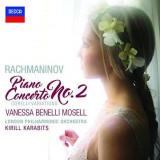 S. Rachmaninov - Piano Concerto No.2/Corel ( 1 CD ) - Muzica Clasica