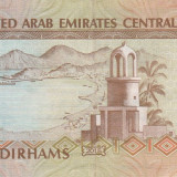Emirate -Dubai 5 Dirham - bancnota asia