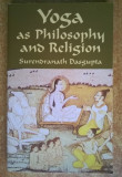 Yoga as Philosophy and Religion / Surendranath Dasgupta