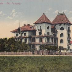 TECHIRGHIOL EFORIE VILA POPOVICI - Carte Postala Dobrogea dupa 1918, Necirculata, Printata