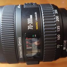 Obiectiv Canon EF 70-300mm DO IS USM - Parasolar Obiectiv Foto