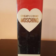 Parfum CHEAP & CHIC Moschino 100 ml - Parfum femeie Moschino, Apa de toaleta