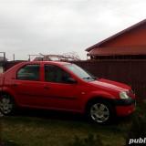 Dacia Logan 1, 4 benzina, An Fabricatie: 2004, 129000 km, 1400 cmc