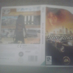 Need for Speed – Undercover - NFS - Wii - Jocuri WII, Curse auto-moto, 12+, Multiplayer