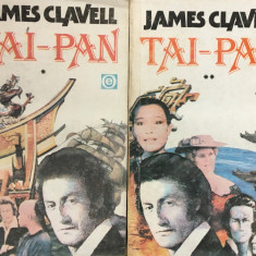 TAI-PAN - James Clavell (2 volume) - Roman