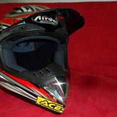 Casca moto Airohcross, Marime: M