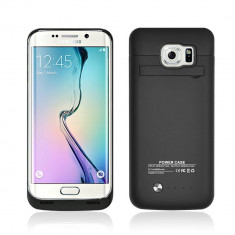 Baterie externa power case 4200 mah Samsung Galaxy S6 / S6 EDGE, 4500 mAh