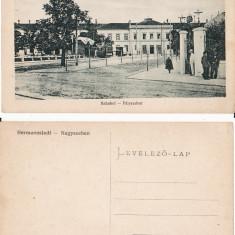 Sibiu, Hermannstadt- Gara-   rara