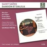 C. Saint-Saens - Samson Et Dalila ( 2 CD )