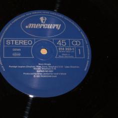 Safari No Go! - Foreign Legion (1983, Mercury) disc vinil Maxi Single reggae-pop - Muzica Reggae