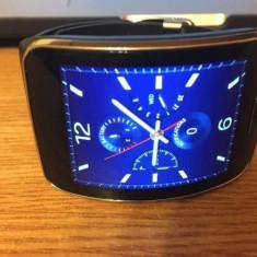 Smartwatch Galaxy Gear S - varianta cu SIM - in cutie, toate accesoriile - SmartWatch Samsung Galaxy Gear