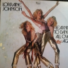 Disc Vinil - Lorraine Johnson - Muzica Drum and Bass
