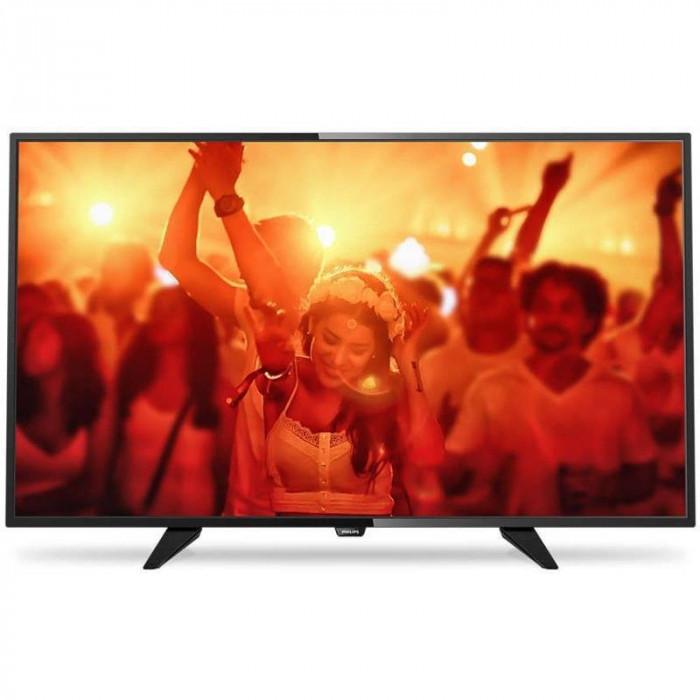 Televizor Philips LED 32 PFT4101 81 cm Full HD Black foto mare