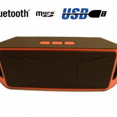 BOXA Bluetooth Portabila Mini Speaker Beats AUX, USB, Card - Boxa portabila, Conectivitate bluetooth: 1
