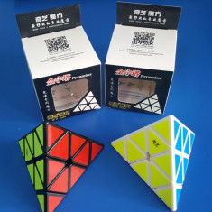 Cub Rubik QiYi QiMing A Pyraminx 95mm Profesional
