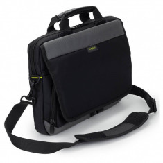 Geanta laptop Targus CityGear 11.6 inch Slim Topload, Nailon, Negru