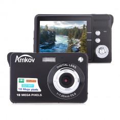 Resigilat : Camera foto digitala PNI Amkov CDC3 18MP display LCD 2.7 inch
