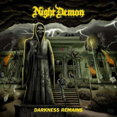 Night Demon - Darkness Remains -Digi- ( 1 CD ) - Muzica Rock