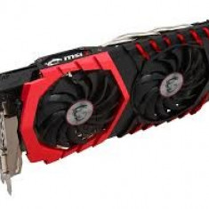 Placa video MSI Radeon RX 480 GAMING X 8GB DDR5 256-bit, noua, garantie - Placa video PC Msi, PCI Express, Ati