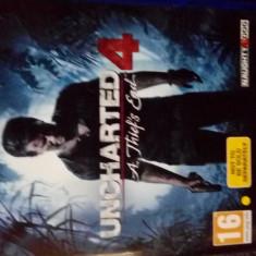Joc ps4 uncharted 4 - Jocuri PS4