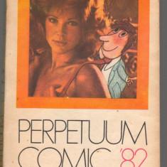(C7533) PERPETUUM COMIC 1982, URZICA - Almanah
