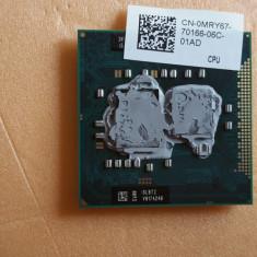 Procesor Laptop Intel Core i5-450M SLBTZ SOCKET G1