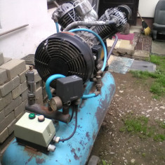 Compresor trifazat - Compresor electric