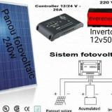 Panou solar fotovoltaic pret real începând cu 30 euro