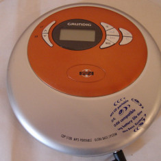 CD player portabil GRUNDIG CDP 5100 (citeste si MP3)