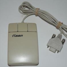 Mouse Fujitech Serial Trakball Model NO: 260 HQXKEM-260