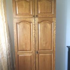 Dormitor lemn masiv - Dormitor complet