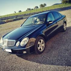 Mercedes E220 CDI Elegance, An Fabricatie: 2002, Motorina/Diesel, 246544 km, Clasa E