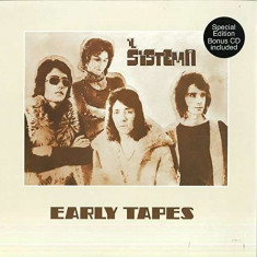Il Sistema - Early Tapes -Ltd- ( 2 VINYL ) - Muzica Rock
