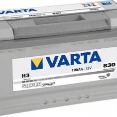 Baterie auto Varta SILVER DYNAMIC 600402083 H3 100Ah 830A, 100 - 120