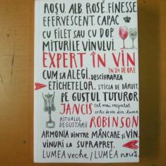 Expert in vin in 24 ore Bucuresti 2016 prefata Valeriu Stoica - Carte Dietoterapie