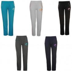 Oferta! Pantaloni trening dama Lonsdale Logo - marimea XS S M L XL XXL - Pantaloni dama, Culoare: Gri, Indigo, Negru, Turcoaz