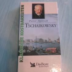 Casete muzica clasica TSCHAIKOWSKY colectie, Casete audio