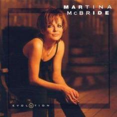 Martina Mcbride - Evolution ( 1 CD ) - Muzica Country