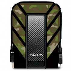 Hard disk extern ADATA Military HD710M 2TB USB 3.0 Black - HDD extern A-data, 2-4 TB
