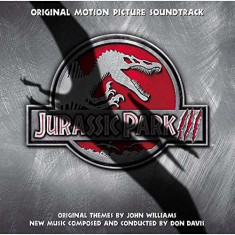 OST - Jurassic Park Iii -Ltd- ( 1 CD ) - Muzica soundtrack