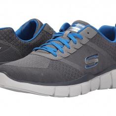 Adidasi SKECHERS EQUALIZER 2.0 True Balance Gray-Blue marime 41 - Adidasi barbati Skechers, Culoare: Din imagine