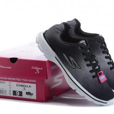 Adidasi SKECHERS Performance GO WALK 3 Pulse Black/White marime 41 - Adidasi dama Skechers, Culoare: Din imagine