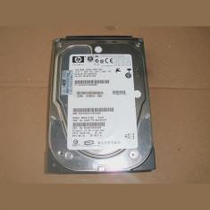 Hard disk server HP 3.5'' SAS 146GB 15K RPM 481653-002 - HDD server