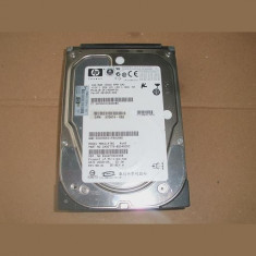 Hard disk server HP 3.5'' SAS 146GB 15K RPM 481653-002 - HDD server